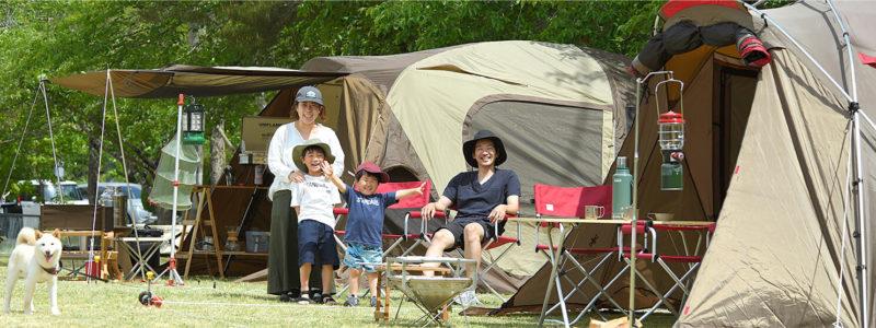 丹波篠山キャンプ場 やまもりサーキット01