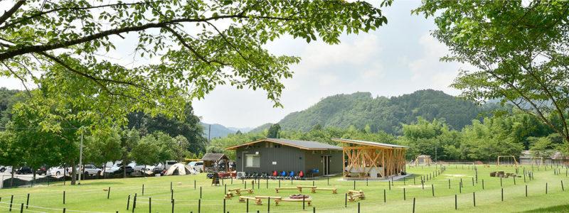 丹波篠山キャンプ場 やまもりサーキット02