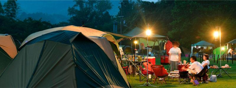 丹波篠山キャンプ場 やまもりサーキット04